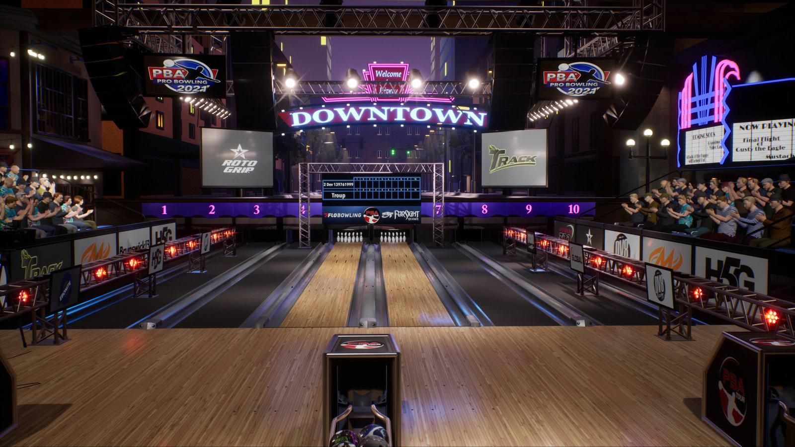 PBA Pro Bowling 2021 image 1