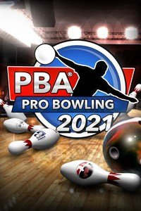 Poster for PBA Pro Bowling 2021