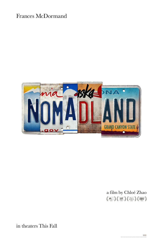 Nomadland poster image
