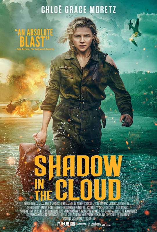 Shadow in the Cloud (2020) poster image