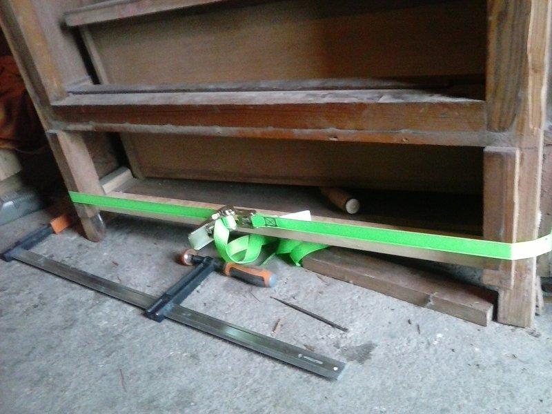 Recyclage vieille armoire à glace 210102105808692191