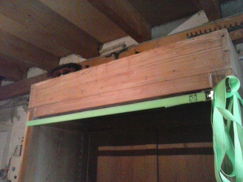 Recyclage vieille armoire à glace 210102105822905453