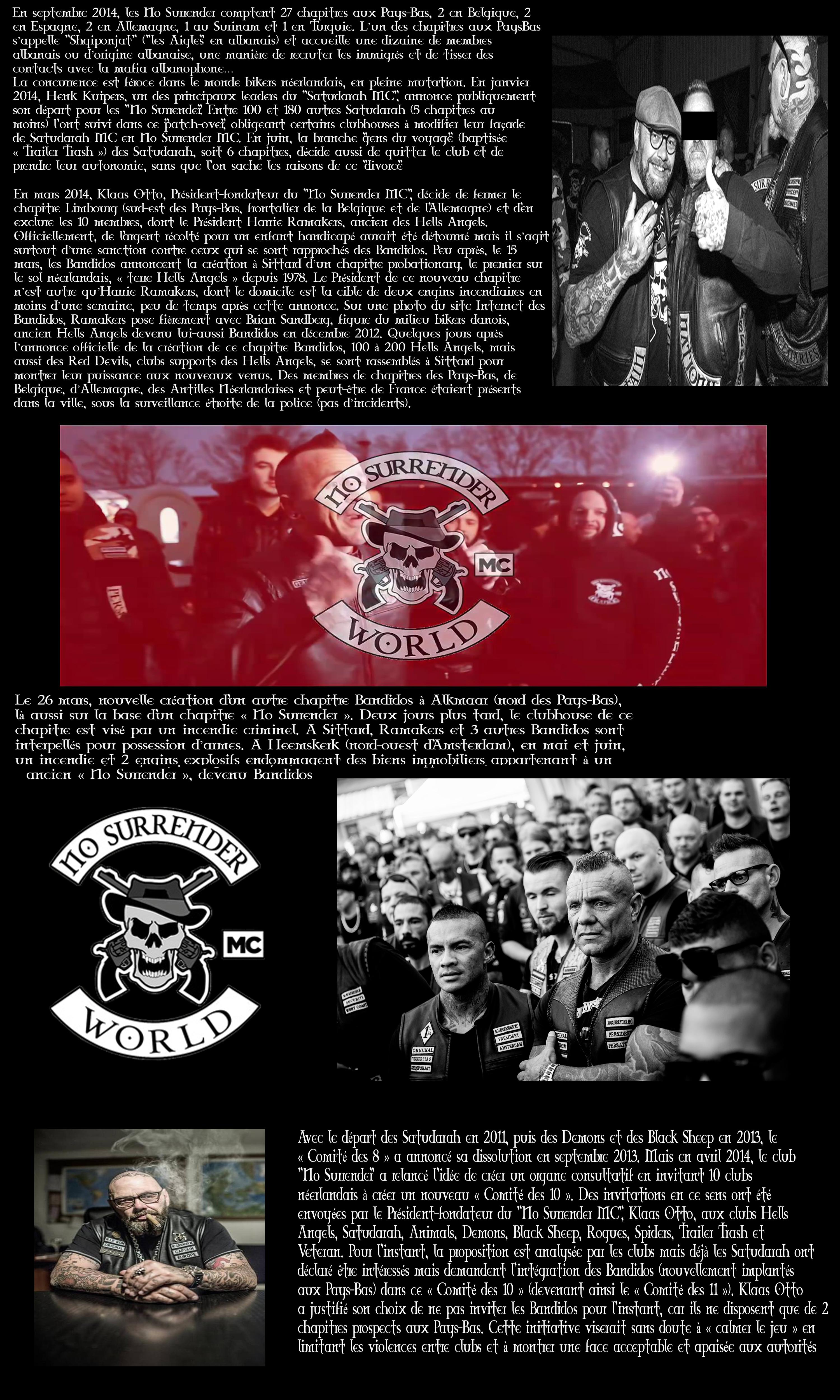 No Surrender Motorcycle Club 210102115203567573