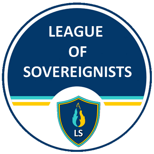 Logo coalition League of sovereignists - Geokratos