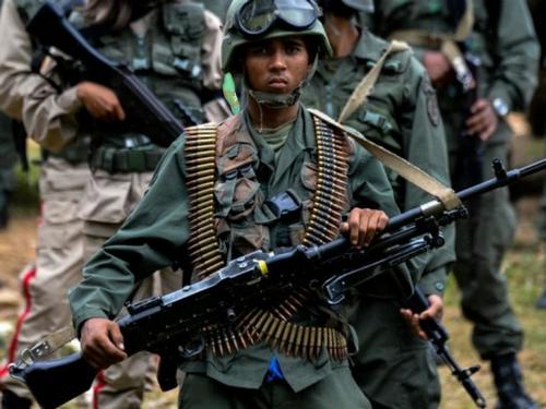 coopération militaire Quechaïmar/Arkencheen