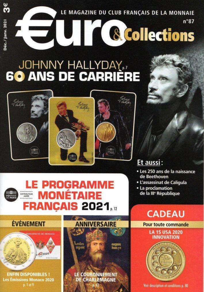 ?uros collections 16 12 20 déc 2020  janv 2021 n°87