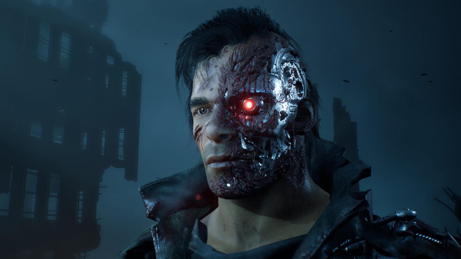 Terminator Resistance Infiltrator image 1