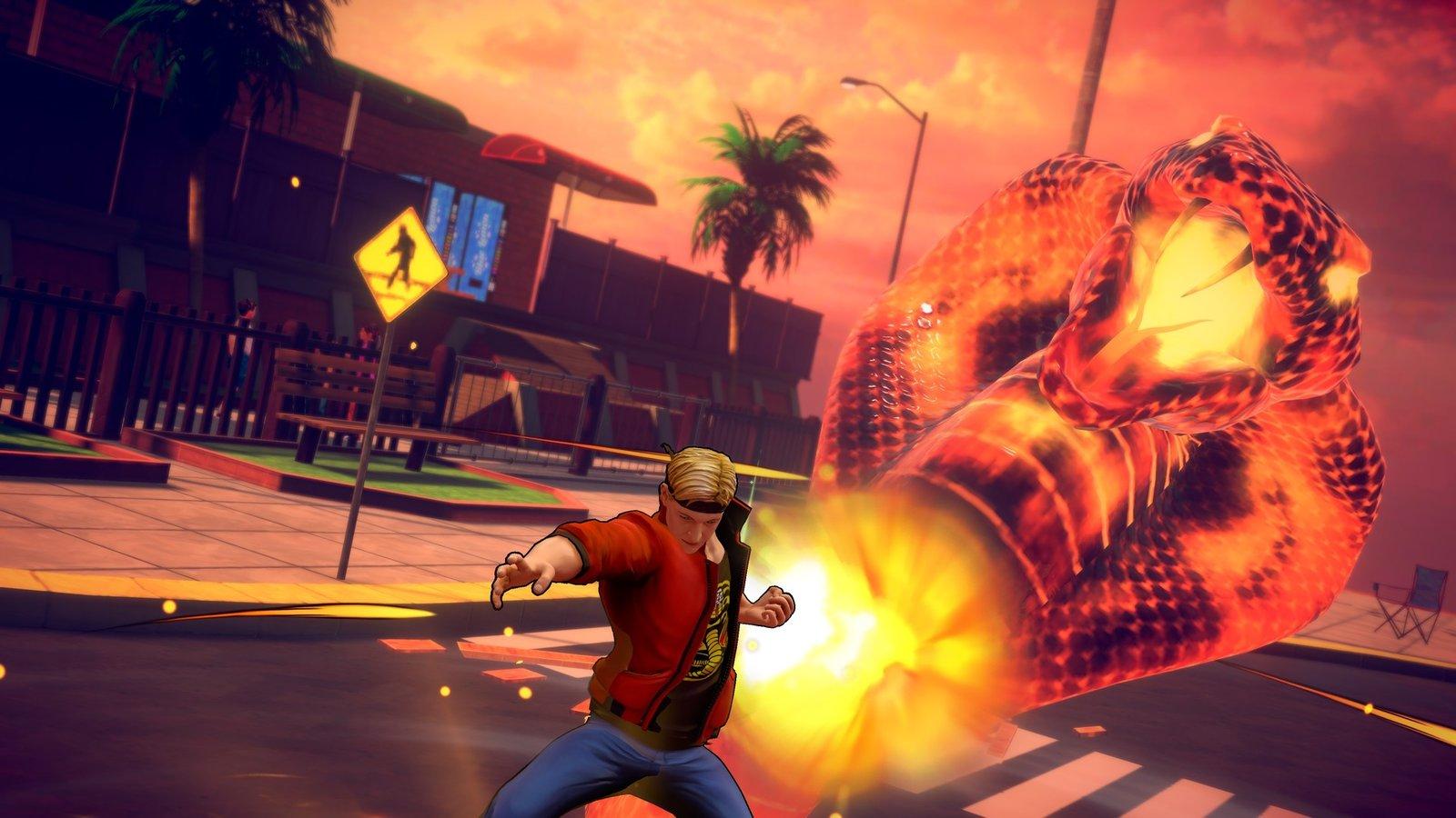 Cobra Kai: The Karate Kid Saga Continues image 1