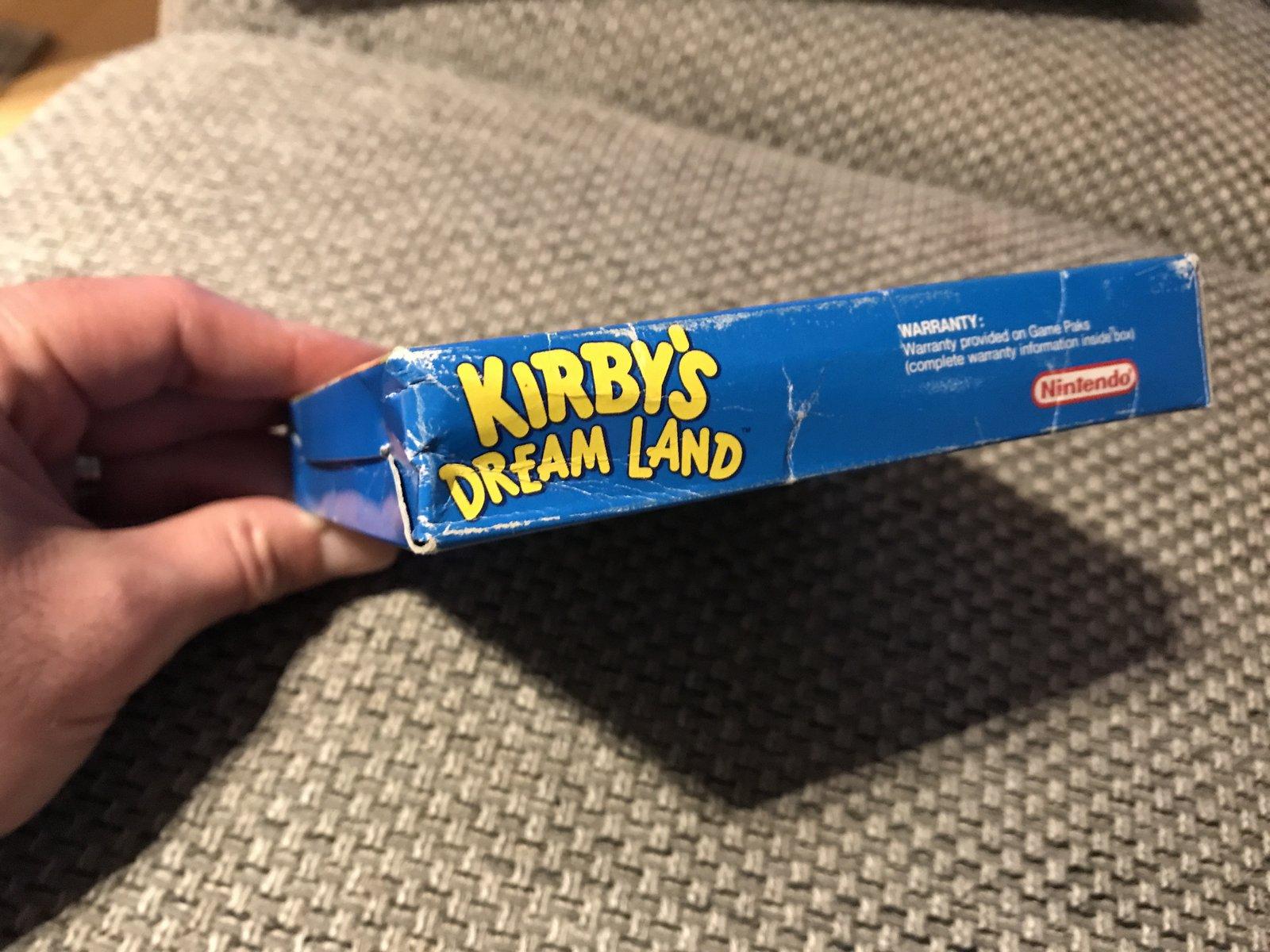 (VDS) Mystic Quest Game Boy + Kirby Dreamland 1 Game Boy 21010509464961117