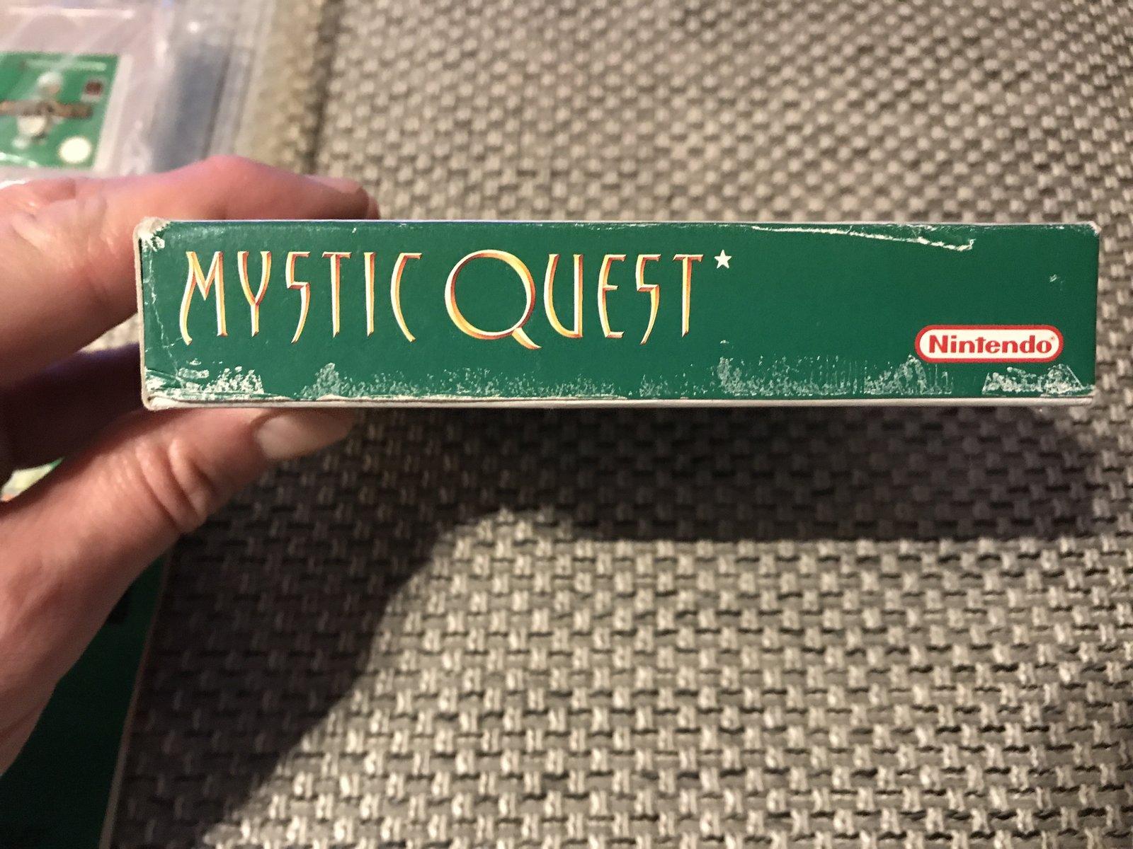 (VDS) Mystic Quest Game Boy + Kirby Dreamland 1 Game Boy 210105094651539065