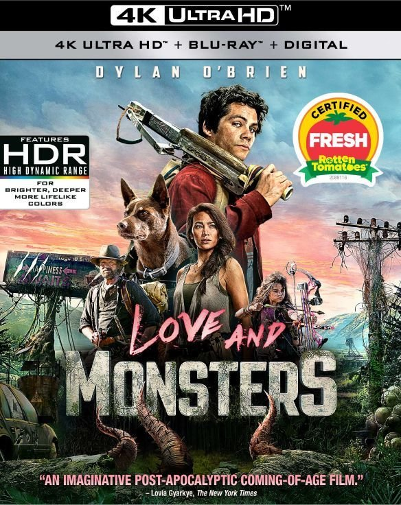 Love and Monsters (2020) poster image