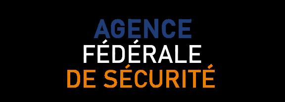 Logo de l'Agence Fédérale de Sécurité
