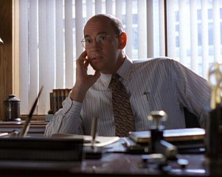 Gilbert Delaunay, Directeur de l'Agence Fédérale de Sécurité