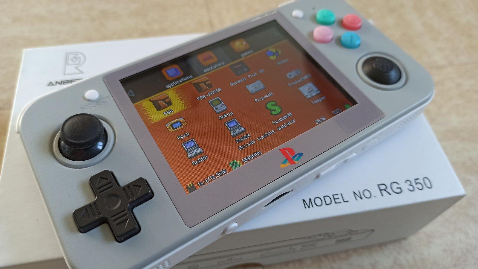 RG350 mod Sakura / Retroid Pocket 2  210110052329979747