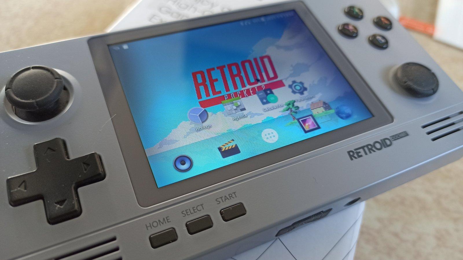 RG350 mod Sakura / Retroid Pocket 2  210110052610569297