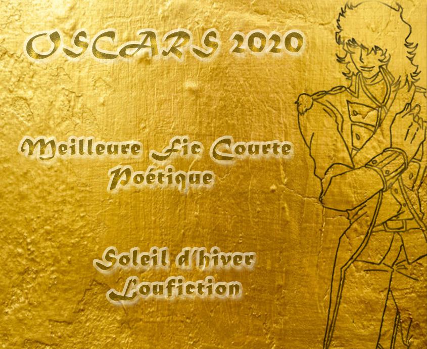 Résultats OSCAR 2020 210110083120476148