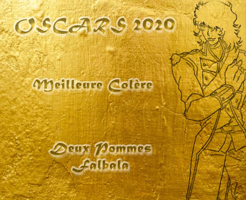 Résultats OSCAR 2020 210110083134136612