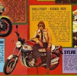 KAWASAKI 900 Z1 DE JOHNNY HALLYDAY ( 1974 ) - Page 2 210112033804930375