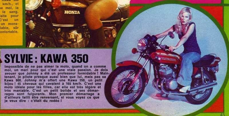KAWASAKI 900 Z1 DE JOHNNY HALLYDAY ( 1974 ) - Page 2 210112084559675896