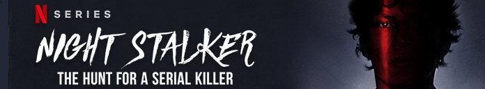 Poster for Night Stalker: The Hunt for a Serial Killer