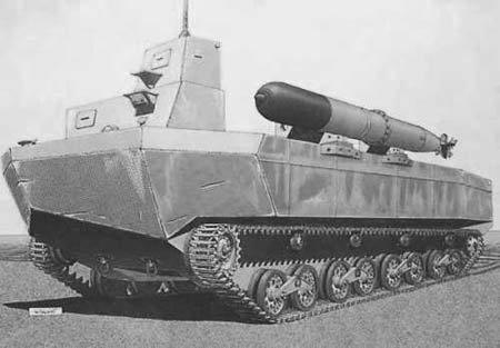 From the box - Char amphibie torpilleur japonais type 4 Ka-Tsu - Riich models - 1/72 *** Terminé en pg 2 210113105846956138