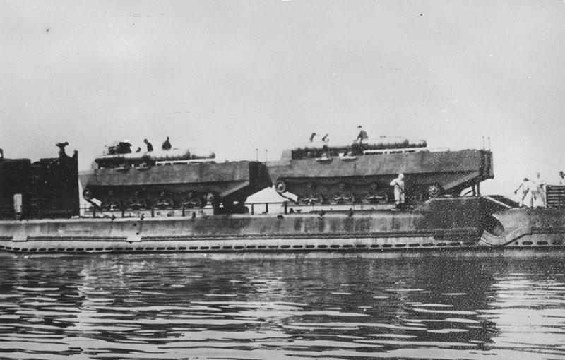 From the box - Char amphibie torpilleur japonais type 4 Ka-Tsu - Riich models - 1/72 *** Terminé en pg 2 210113110207283481
