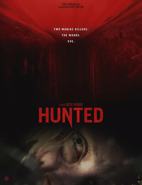 Hunted (2020) poster image