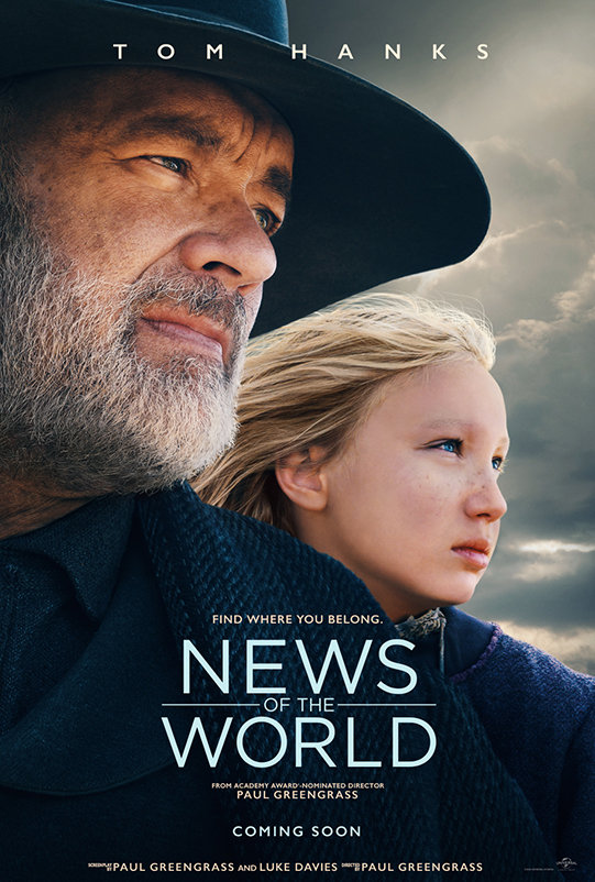 News of the World (2020) poster image