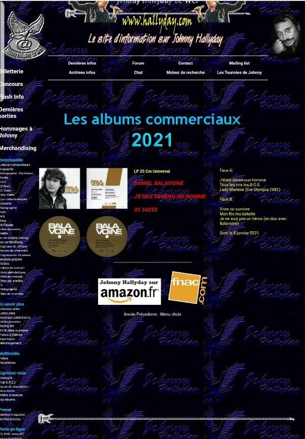 discographie 2021 210114083819892671