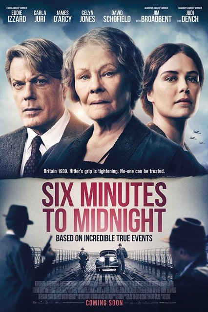Six Minutes to Midnight poster image