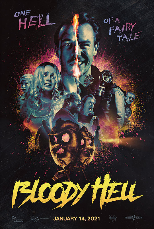 Bloody Hell (2020) poster image