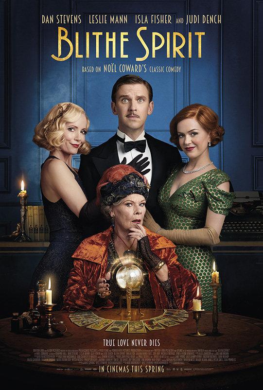Blithe Spirit (2020) poster image