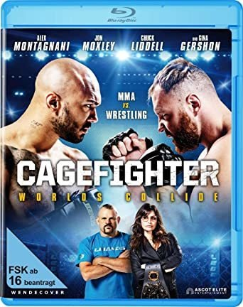 Cagefighter (2020) poster image