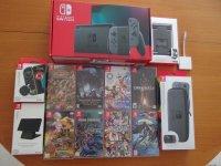 [EST] SWITCH console, jeux et accessoires / PC Engine Mini et Mega Drive Mini Mini_210118054247392054