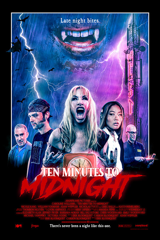 Ten Minutes to Midnight (2020) poster image