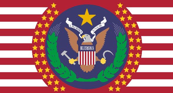 Le premier drapeau des résistants
