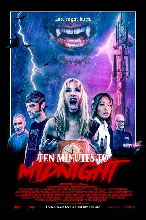 Ten Minutes to Midnight poster image