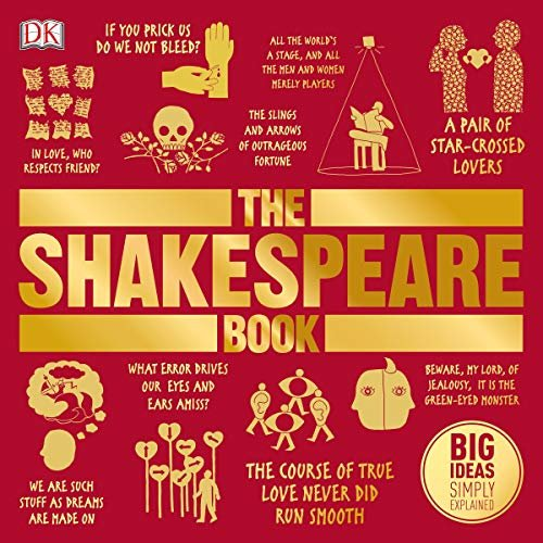 The Shakespeare Book: Big Ideas Simply Explained - Audiobook