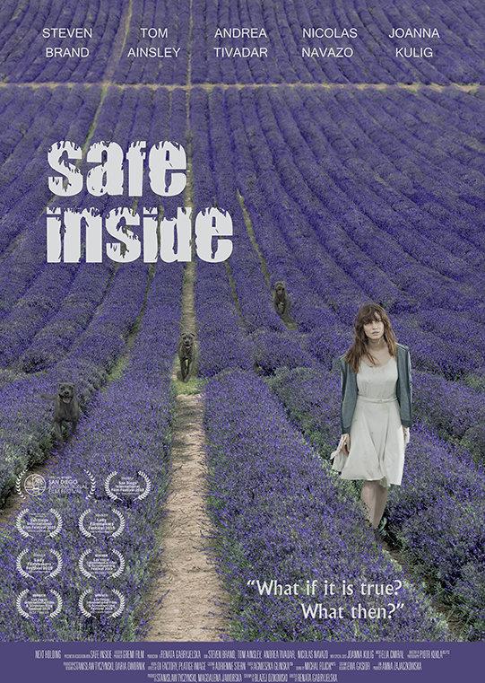 Safe Inside (2020) poster image