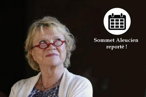 Martha FULTON et le calendrier du 1er sommet aleucien