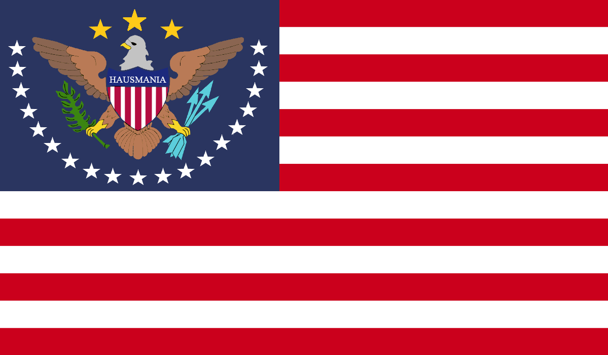 flag of Hausmania