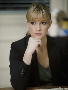 Marie-Ange Chaney, Agent de terrain de l'Agence Fédérale de Sécurité