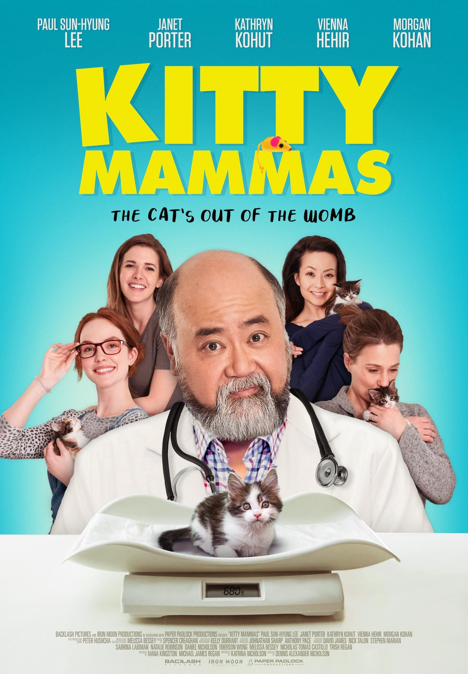 Kitty Mammas poster image