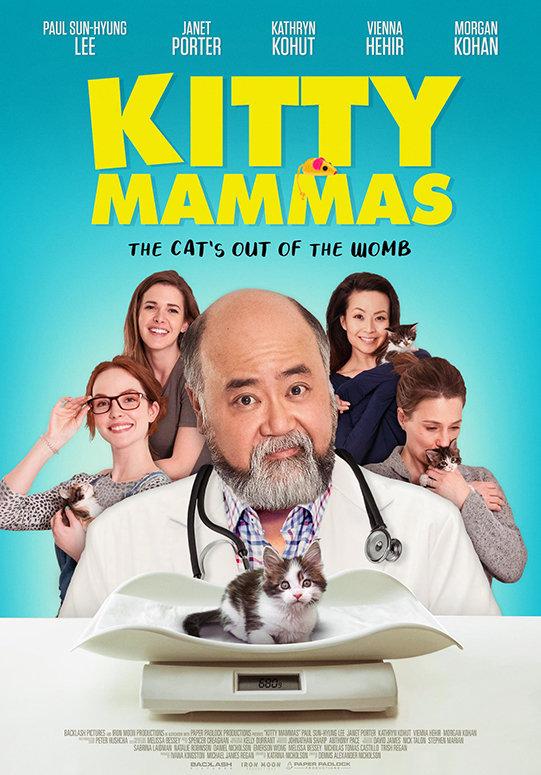 Kitty Mammas (2021) poster image