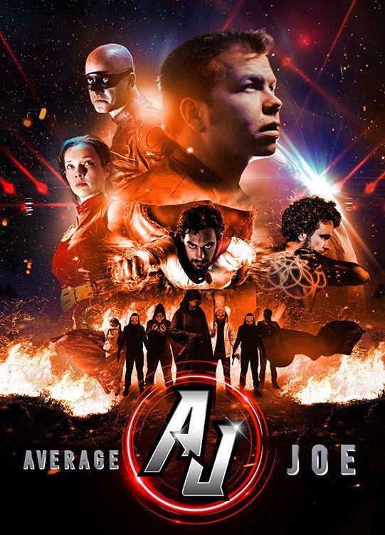 Average Joe (2021) poster image