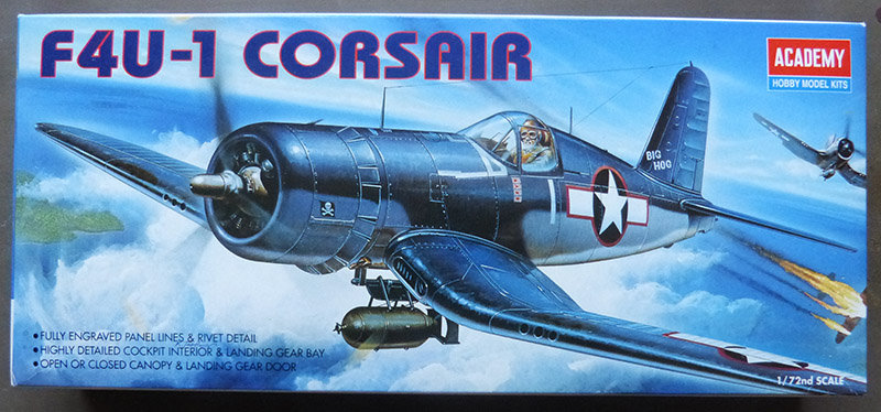 [Academy] Corsair Mk IV Royal Navy. 210120113701867568