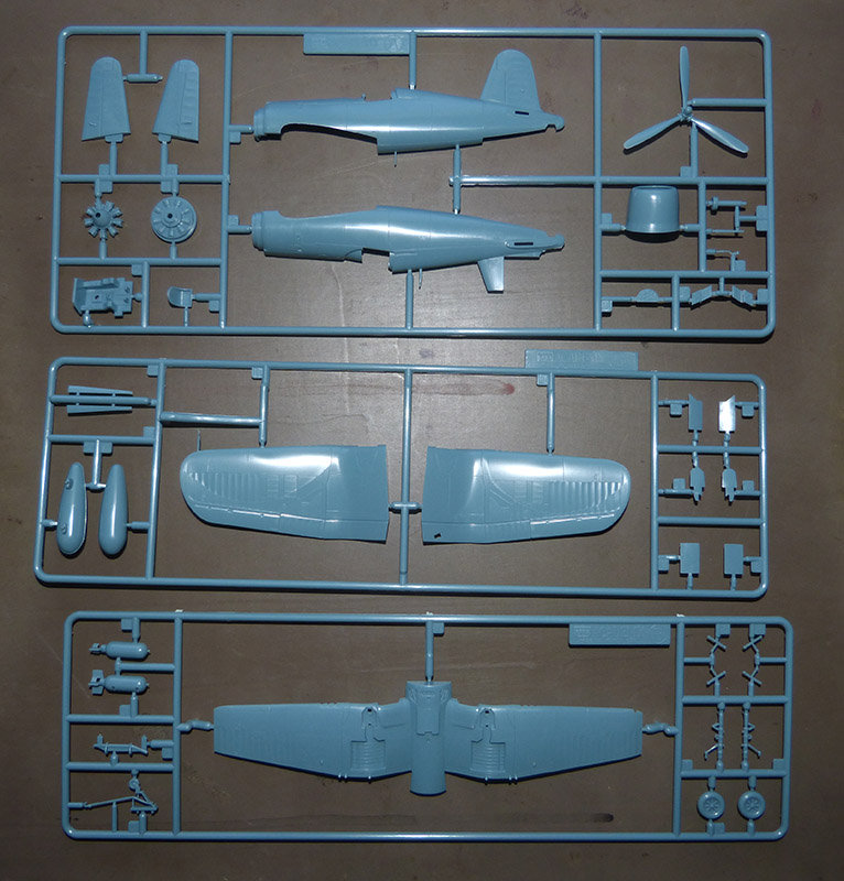 [Academy] Corsair Mk IV Royal Navy. 21012011370251922