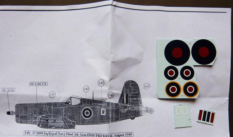 [Academy] Corsair Mk IV Royal Navy. 210120113702811327