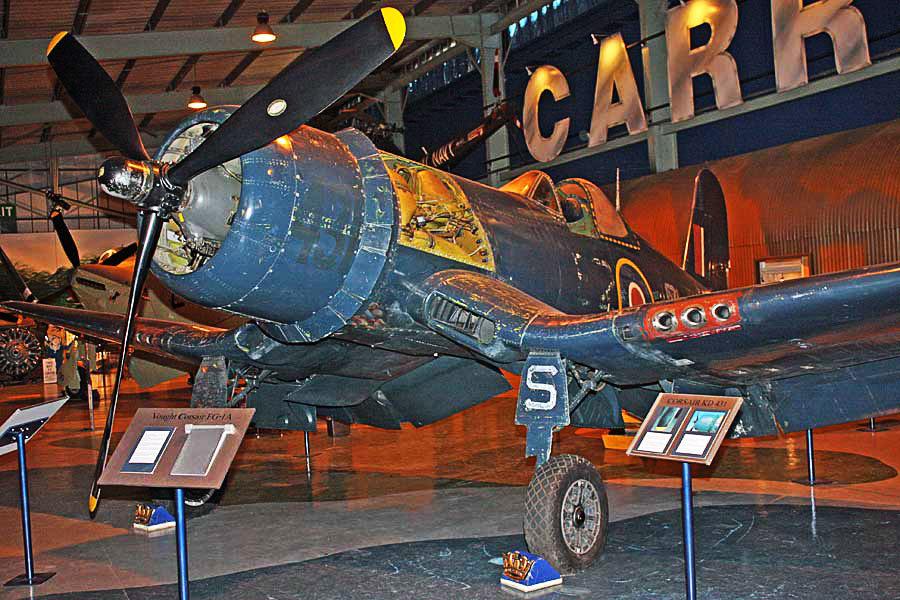[Academy] Corsair Mk IV Royal Navy. 210120113703566096