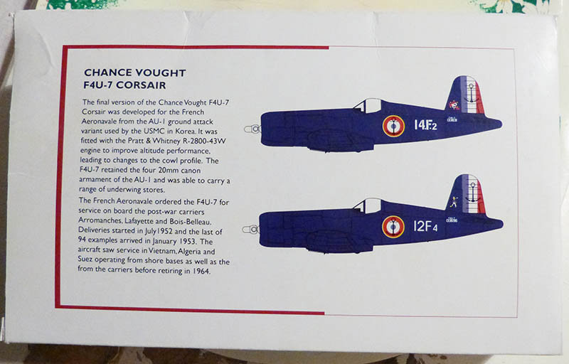 "[High Planes Models] Corsair F4U7 de ""La Royale""- Terminé. 210120115426987717"